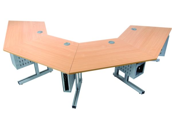 Netcom island desk