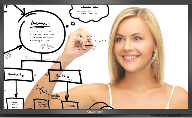 clevertouch audio-visual solutions