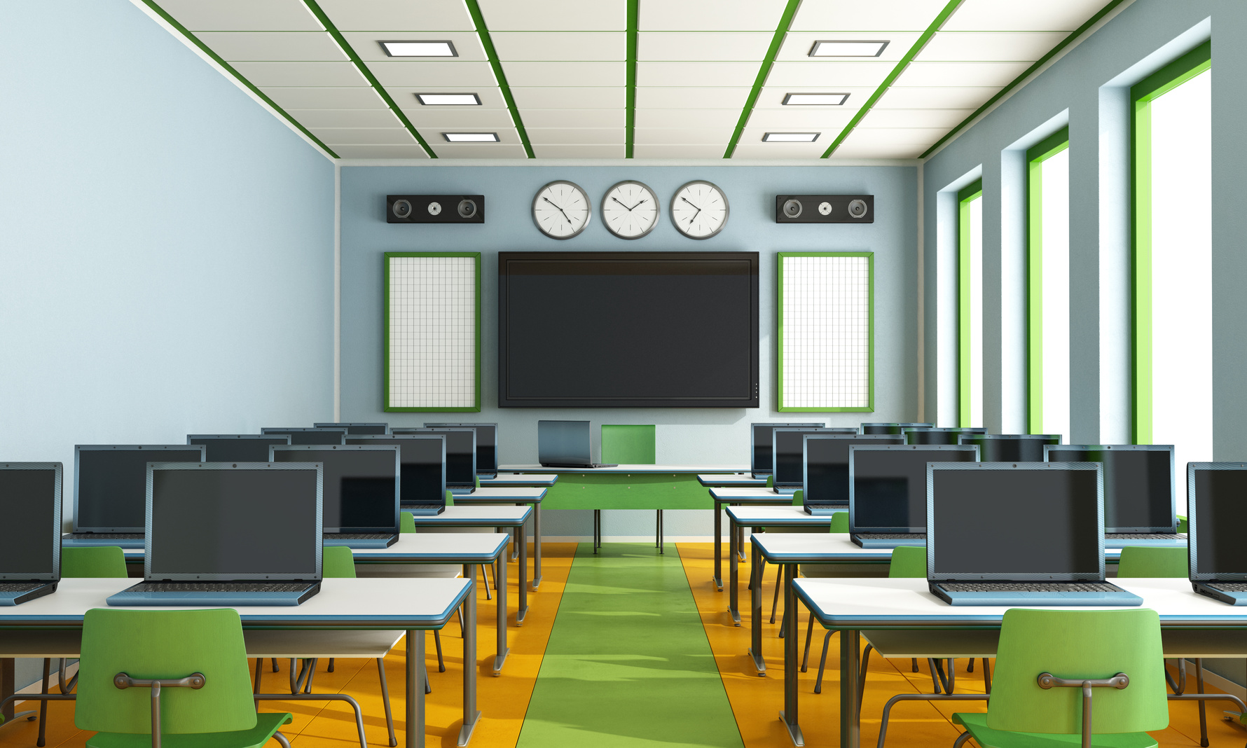 Multimedia Classroom Design ~ How brexit affected the cost of primary school ict netcom