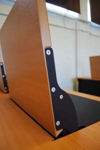 Versatile Flip Screen Desk