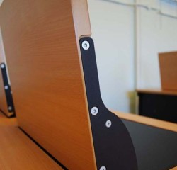 Versatile Flip Screen Desk