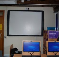 school smart board