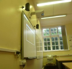 smart board installation
