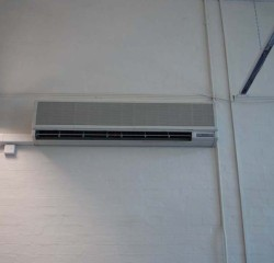 woodside school air conditioning