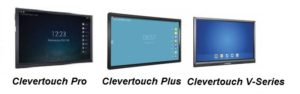 3 clevertouch options