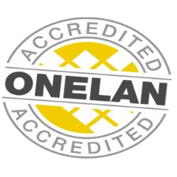 onelan accredited partner logo